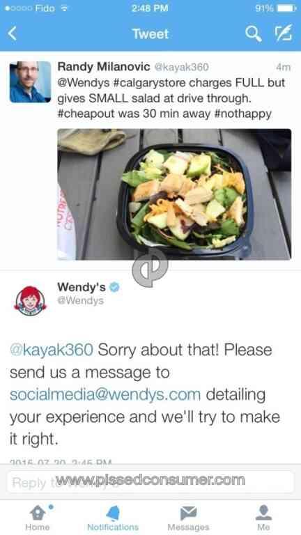 Wendys coupons alberta