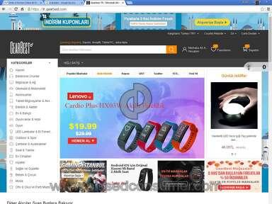 Gearbest - Güvenilir alışveriş sitesi