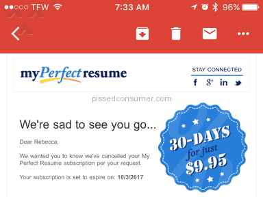 my perfect resume subscription review 232002