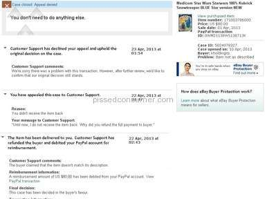 Ebay Auctions and Internet Stores review 14231