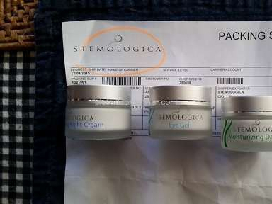 Stemologica Cosmetics and Personal Care review 122991