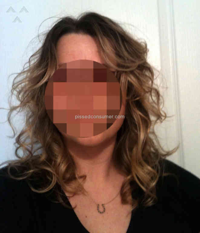 15 Hair Cuttery Hair Highlighting Reviews And Complaints Pissed