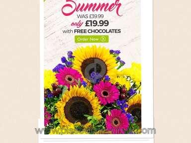 Prestige Flowers Indian Summer Bouquet review 167672