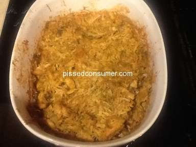 Members Mark Pulled Chicken review 278292