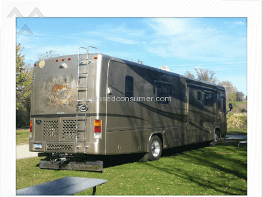 Lazydays Rv Center Service Department Review from Mango, Florida