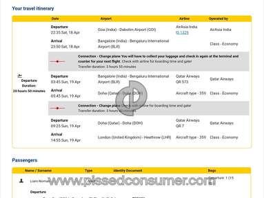 eDreams Flight Booking review 568881