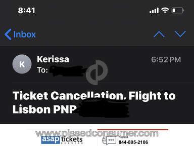 Asap Tickets Flight Booking review 545419