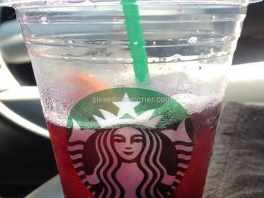 Starbucks Herbal Iced Tea Review from Smyrna, Georgia