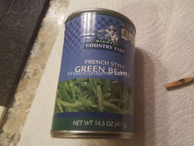 Hy Vee - Beans Review
