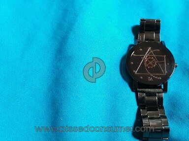 Gearbest Geometric Watch review 287066