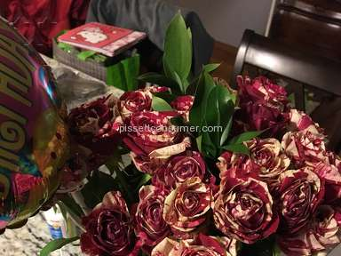 Avasflowers - Not what I ordered/didn't keep promise of redelivery