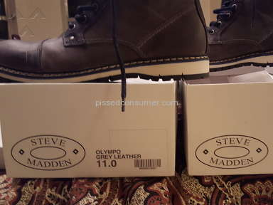 Steve Madden Boots review 110157