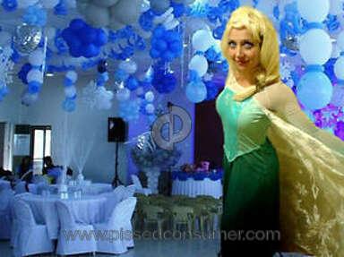 Dreams Galore 2 Your Door Party Entertainment review 208072