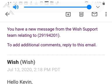Wish Shipping Service review 706157