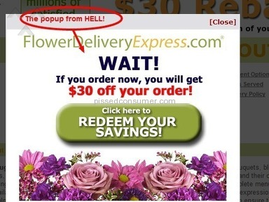 Flower Delivery Express Delivery Service review 44343