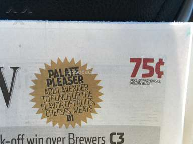 Sheetz - Pittsburgh Tribune Review Newspaper Review from Delta, Ohio