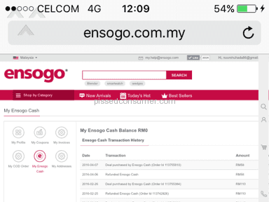 Deals Ensogo Malaysia - Review in Auctions and Internet Stores category  from Kuala Lumpur, Kuala Lumpur