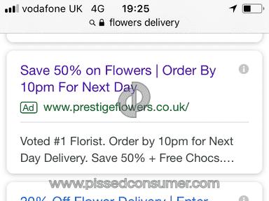 Prestige Flowers Flowers / Florist review 358226