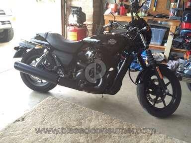 Harley Davidson Street Review