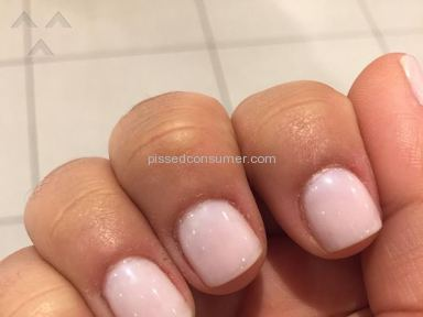 Nail Trix Beauty Centers and Spas review 86107