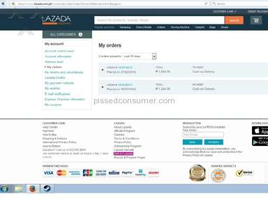 Lazada Philippines E-commerce review 117191