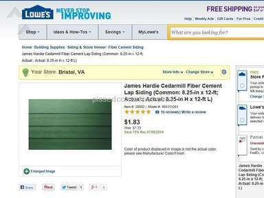Lowes Advertisement review 40899