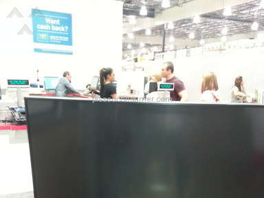 Costco - Tv Return Review from Los Angeles, California