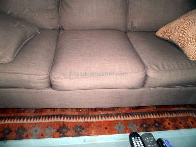 Living Spaces Sofa review 49645