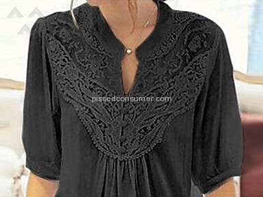 Modlily Blouse review 218872