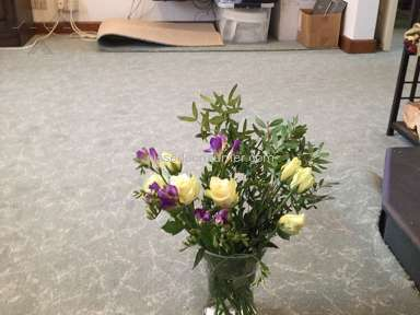 EFlorist - Disgusted at the whole experience.