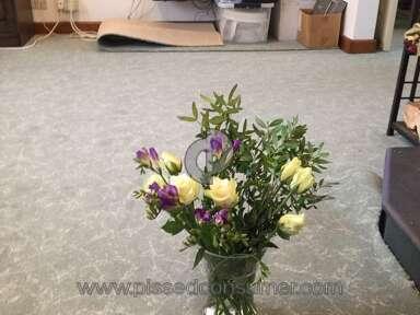 EFlorist Moonlight Bouquet review 273022