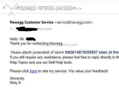 Newegg - Wouldn't honor price on their website  - Is this bait-and-switch?