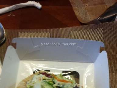 Panera Bread Salad review 59293