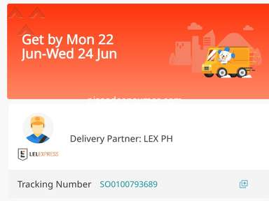 Lazada Philippines Shipping Service review 643341