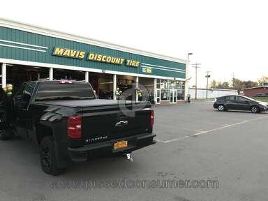 Mavis Discount Tire - Unfriendly and Unappreciative