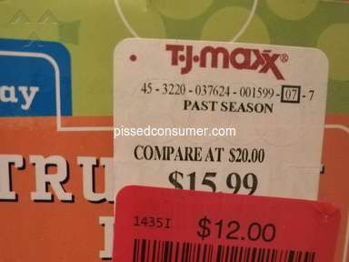 Tj Maxx Supermarkets and Malls review 349104