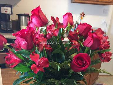 From You Flowers Bouquet review 168002
