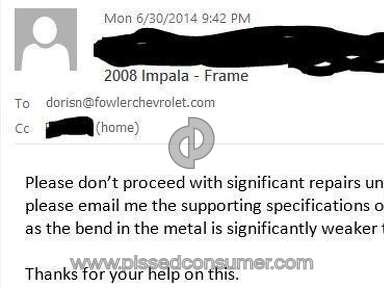 David Stanleys Riverside Chevrolet Dealers review 108481
