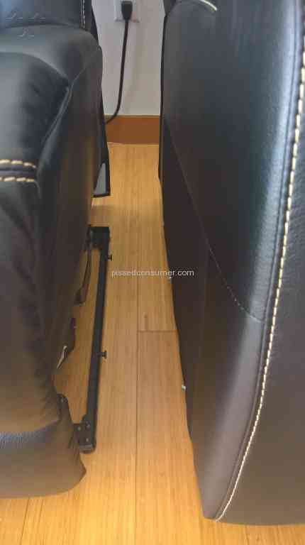 4Seating - Chairs were delivered in the wrong configuration for ...