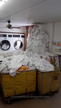 La Quinta Inn Sanitary Conditions