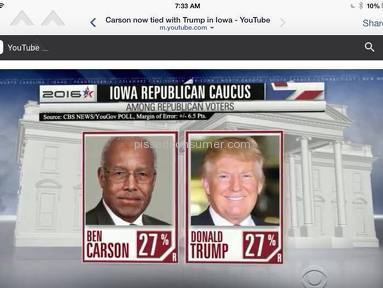 Cbs Tv - CBS Evening News: Doctored photo of Ben Carson