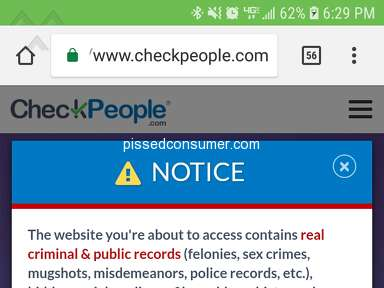 Checkpeople Background Check Free Trial review 324884