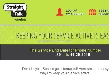 Straight Talk Wireless Customer Care review 191162