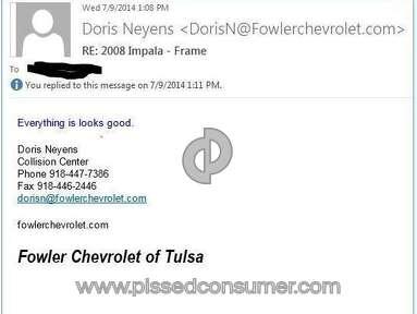 David Stanleys Riverside Chevrolet Dealers review 108483
