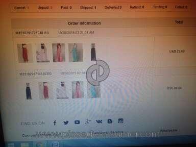 Sammydress Dress review 258386