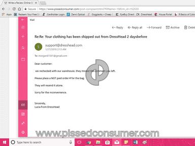 Dresshead Handbag review 261730