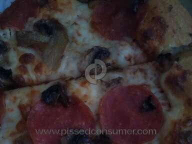 Pizza Hut - Poor product & Poor Management