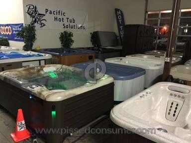 Pacific Hot Tub Solutions Portland Oregon hot tub repair and services