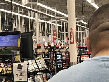 Heb - 3 registers open during a hurricane!!! Really!!