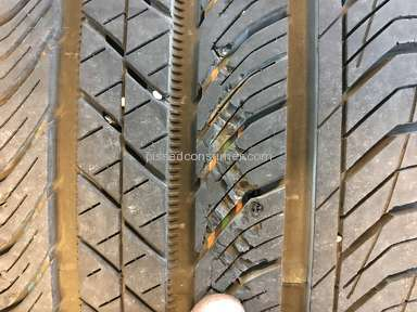 Montway Auto Transport - Transporter ruined tires, Montway weasels out of responsibility